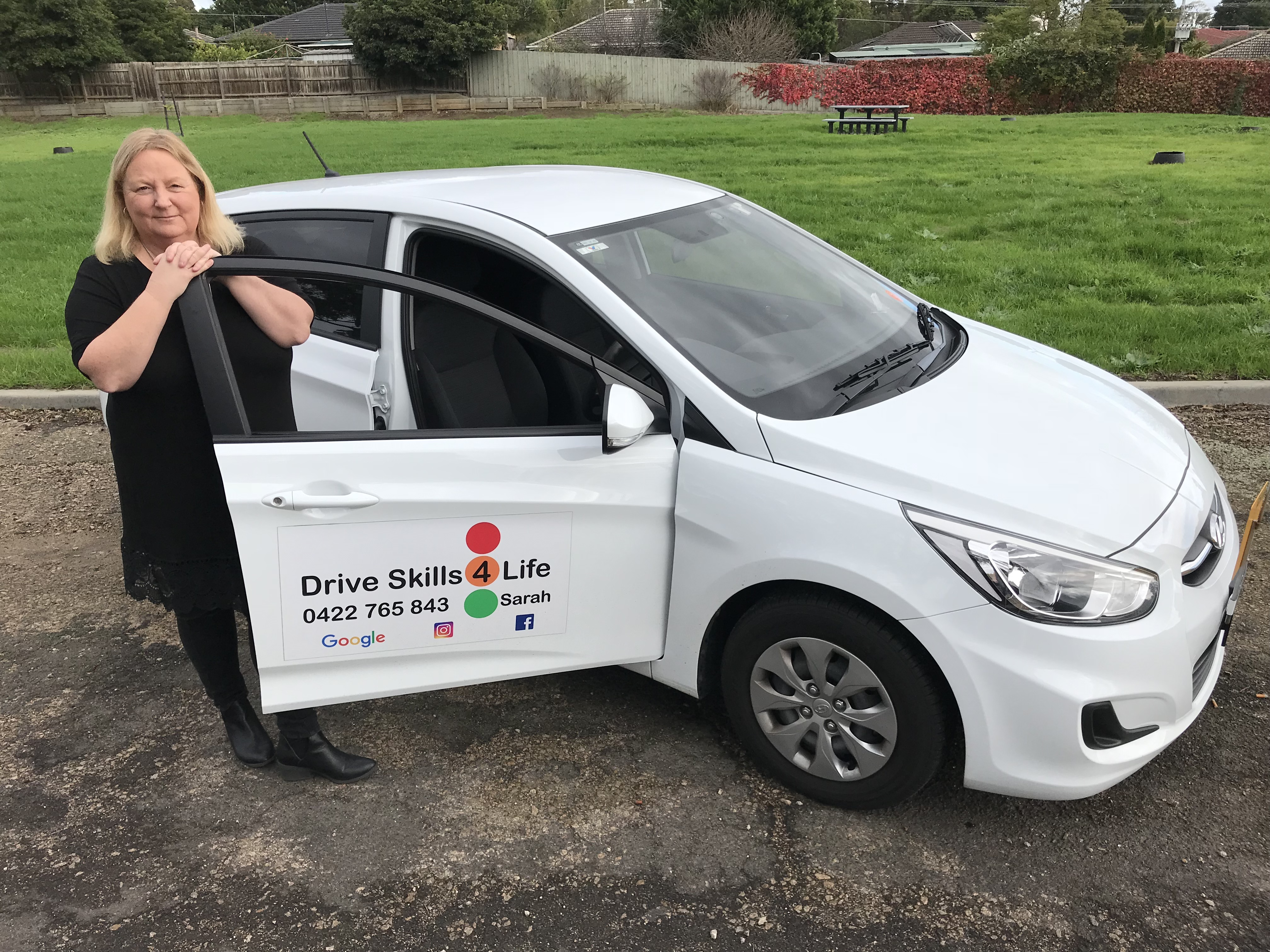 Drive Skills 4 life - Sarah Bruce