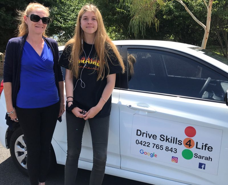 Drive skills for life - Driver Support Program