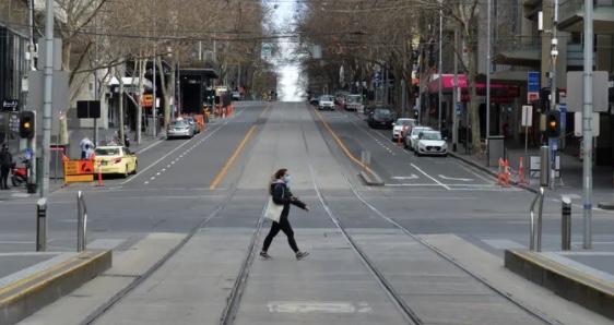 Stage 4 lockdown Melbourne